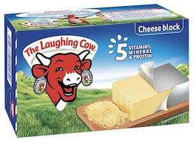 The Laughing Cow Cheese Block 200 g