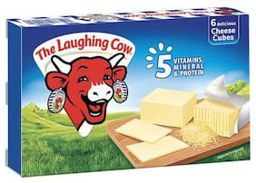 The Laughing Cow Cheese Cubes 120 gm