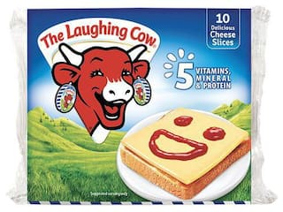 The Laughing Cow Cheese Slices 200 gm