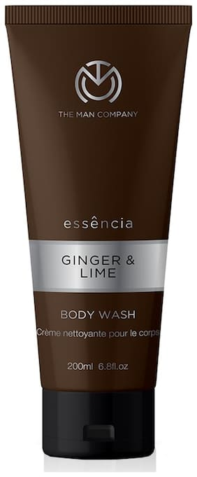 The Man Company Body wash  Ginger and Lime 200 ml