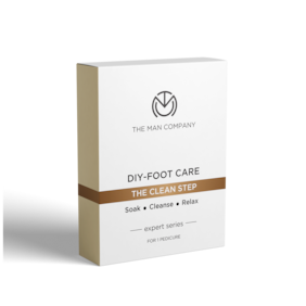 The Man Company DIY-Foot Care The Clean Step Pedicure Kit - 34 g (Pack of 1)