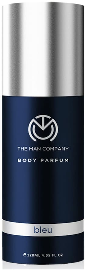 The man Company Body Perfume & Deodorant 120 ml (Bleu)