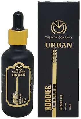 The Man Company Roadies Edition Beard Oil Vetiver 50 ml