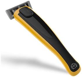 The Man Company Premium Blade Razor Yellow (Pack of 1)