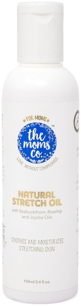 The Moms Co. Natural Stretch Marks Oil;100 Ml Pack of 1