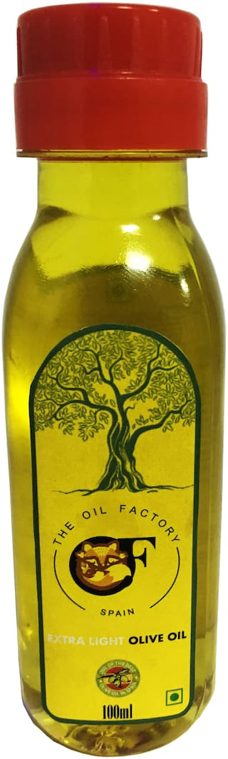 The Oil Factory Extra Light Olive Oil - 100 ml