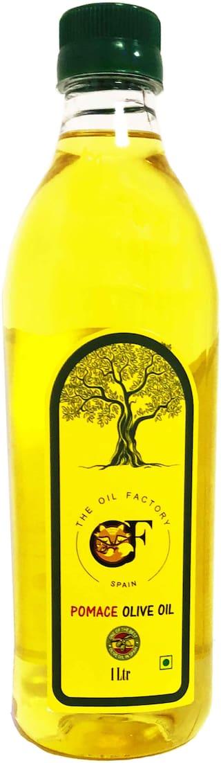 The Oil Factory Pomace Olive Oil - 1 L