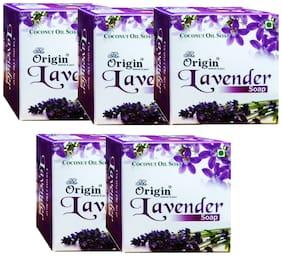 The origin Lavender Soap 100g(Pack of 5)
