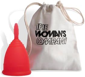 The Woman's Company Medium Reusable Menstrual Cup