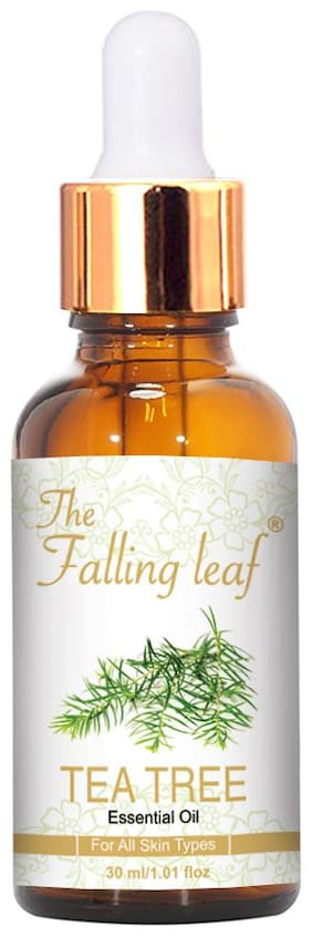 Thefallingleaf Teatree Essential Oil For All Skin Types 30 ml ( Pack of 1 )