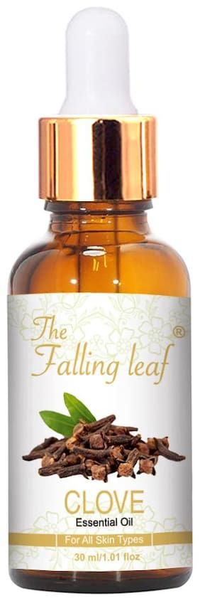 Thefallingleaf Clove Essential Oil For All Skin Types 30 ml ( Pack of 1 )