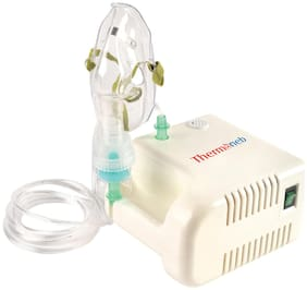 Thermocare Portable Nebulizer with complete kit Child and Adult mask