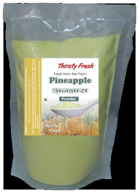 Thirsty Fresh Pineapple Powder - Spray Dried (800g)