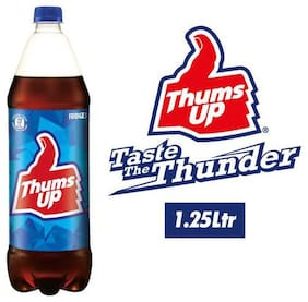 Thums Up Soft Drink 1.25 L