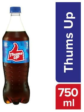 Thums Up Soft Drink 750 ml
