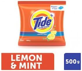 Tide Detergent Lemon Mint(500 gm)