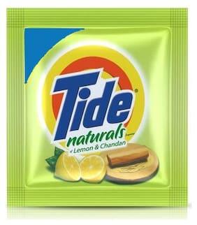 Tide Naturals Washing Detergent Powder - Lemon & Chandan 140 g