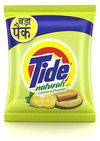 Tide Naturals Washing Detergent Powder - Lemon & Chandan 800 g