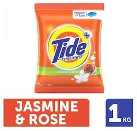 Tide Plus Detergent Washing Powder - Extra Power Jasmine & Rose 1 kg