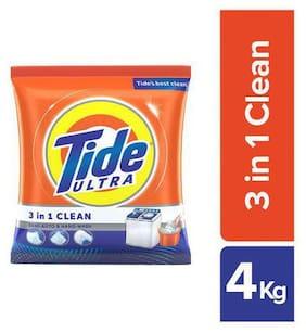 Tide Ultra 3 In 1 Clean Detergent Washing Powder 4 kg