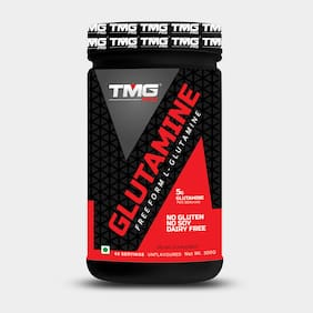 Tmg Pro Natural Glutamine 300g (Pack Of 1)