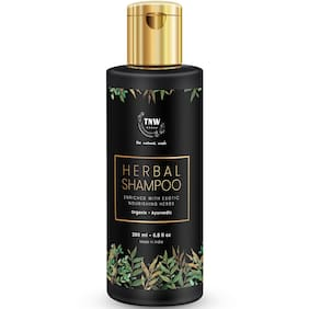 Tnw  The Natural Wash Herbal Shampoo 200ml