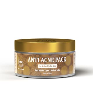 TNW - The Natural Wash Anti-Acne Pack for Active Cystic Acne 50 g