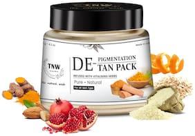 TNW- The Natural Wash De- Pigmentation & De- Tan Pack (120 gm )