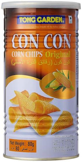 Tong Garden Corn Chips - Original 80 g