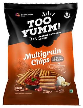 Too Yumm! Multigrain Chips - Chinese Hot & Sour 28 gm