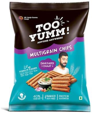 Too Yumm! Multigrain Chips - Dahi Papdi Chaat 54 g