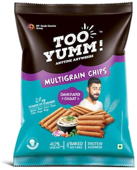 Too Yumm! Multigrain Chips - Dahi Papdi Chaat 54 g