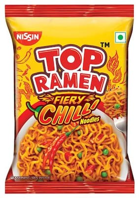 Top Ramen  Noodles - Fiery Chilli 70 g