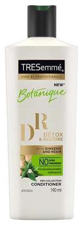 TRESemme Conditoner - Detox & Restore 190 ml