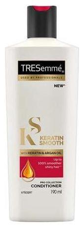 Tresemme Keratin Smooth Argan Oil Conditioner 190 Ml