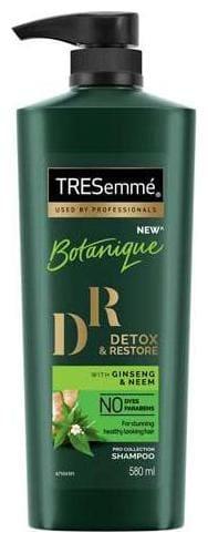 TRESemme Shampoo - Detox & Restore 580 ml