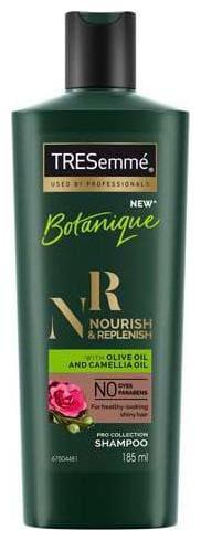 Tresemme Shampoo - Nourish & Replenish - No Parabens  No Dyes 185 ml