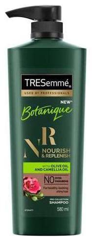 Tresemme Shampoo - Nourish & Replenish - No Parabens  No Dyes 580 ml