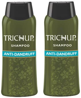 Trichup Anti Dandruff Shampoo (200Ml X 2) (Pack Of 2)