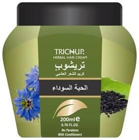 Trichup Black Seed Herbal Hair Cream 200 ml