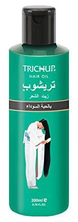 Trichup Black Seed Herbal Hair Oil 200 ml