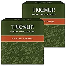 Trichup Hair Fall Control Herbal Hair Powder, 30g (Pack of 4)