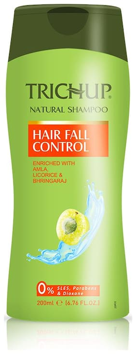 Trichup Hair Fall Control Herbal Hair Shampoo -200ml