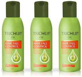 Trichup Hair Fall Control Herbal Hair Oil (100 ml ) (Pack Of 3)