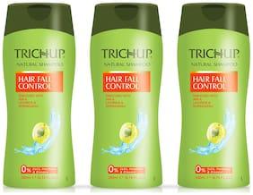 Trichup Hair Fall Control Herbal Hair Shampoo  200Ml (Pack Of 3)