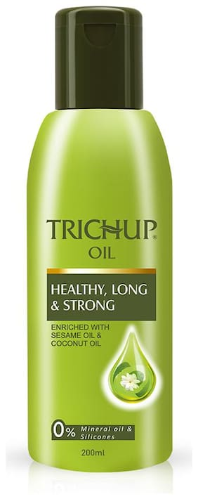 Trichup Healthy Long And Strong Hair Oil 200 ml