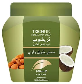 Trichup Healthy Long And Strong Herbal Hair Cream 200 ml