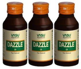 Trichup Vasu Healthcare Dazzle Oil - 60 Ml (Pack Of 3)