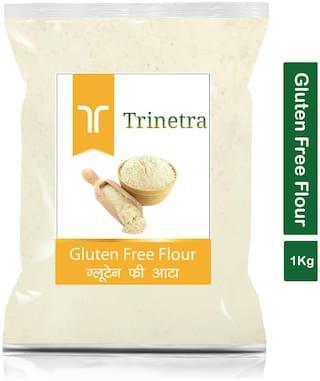 Trinetra Best Quality Gluten Free Atta (Gluten Free Flour)-1kg (Pack Of 1)