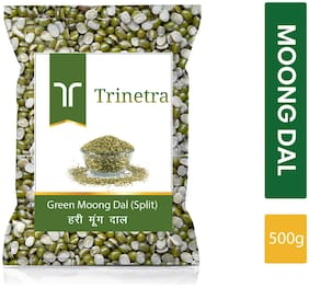 Trinetra Best Quality Moong Dal 500g